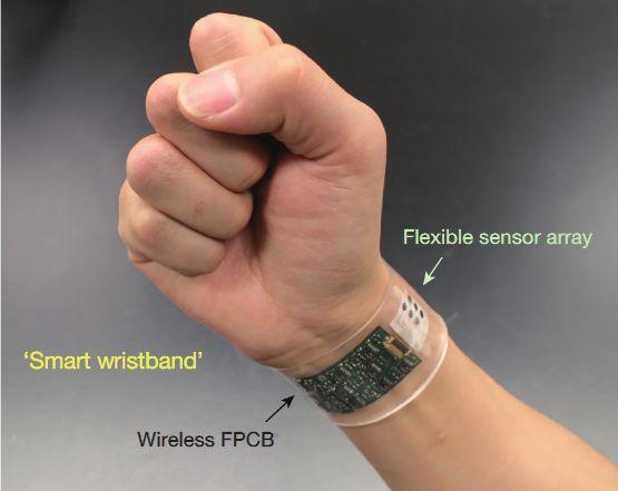 厉害了!这个传感器可实时告知您的身体状况