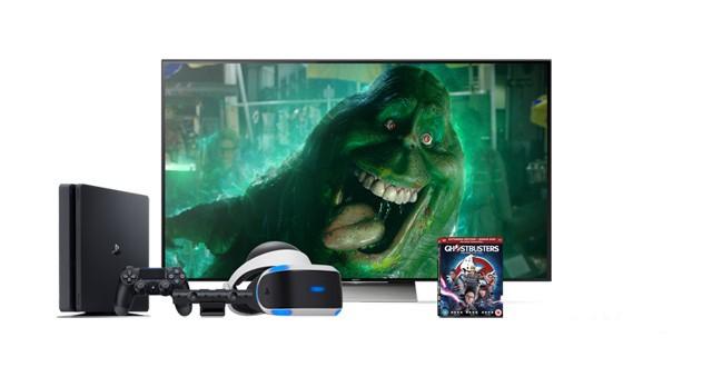 PS4更新4.5系统,为PSVR带来3D蓝光观影