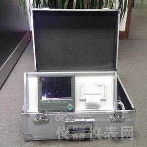 西北油田研发出便携式压力监测记录仪