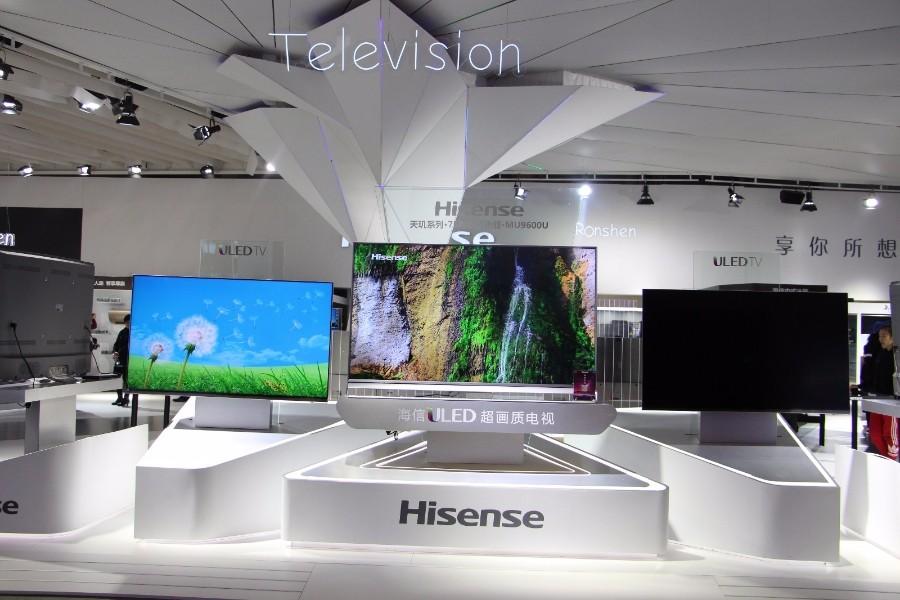 海信4K激光电视:引领显示大屏产业升级