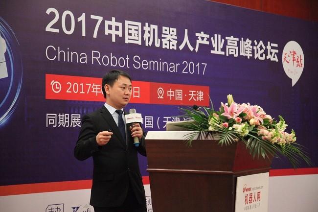 OFweek高级分析师严胜辉:畅想未来5年工业机器人产业的发展