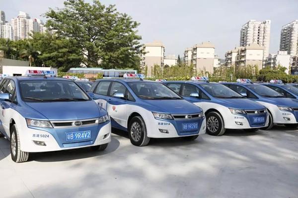 深圳新能源汽车补贴新动向,或考虑增加非货币措