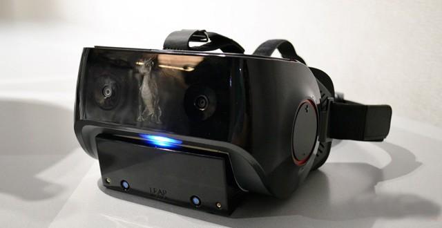搭载厉动180度视场手部追踪,高通VRDK体验手记