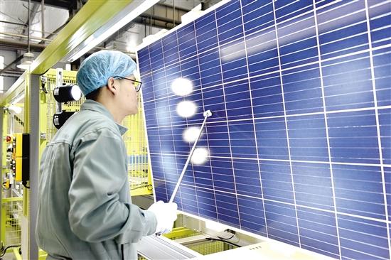 太阳能光伏组件规格_太阳能光伏组件产品将出口中东地区 - OFweek太阳能光伏网