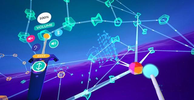 最美的音乐表演创作工具《LyraVR》登陆Steam