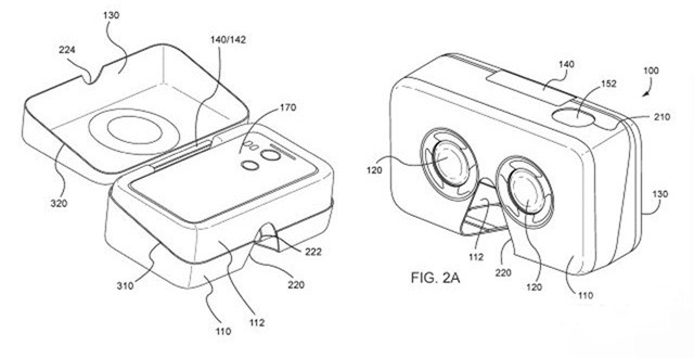 """谷歌获全新""""Cardboard方案""""专利"""