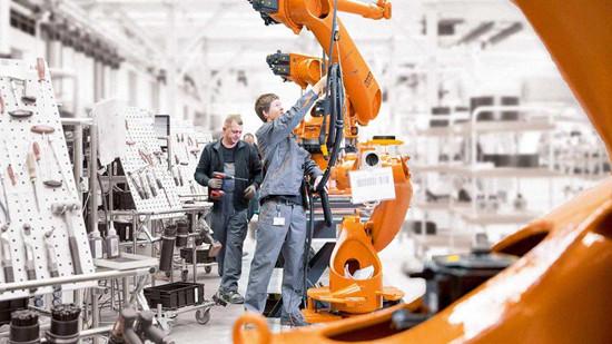 中国成全球最大工业机器人市场