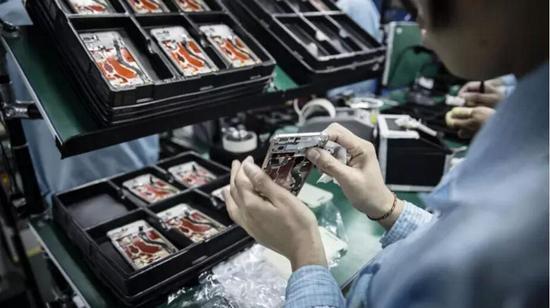 三星、苹果强势归来 亚洲手机供应链启动生产狂潮
