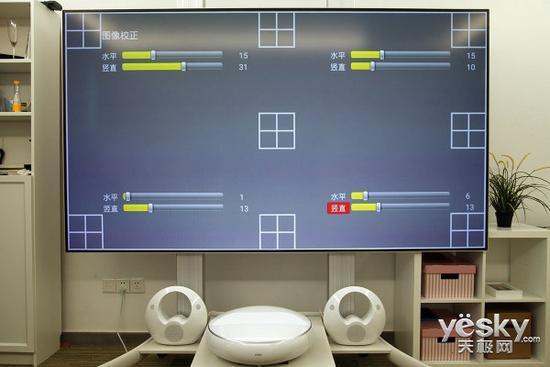 长虹CHiQ激光影院评测:100吋巨幕激光电视非常惊艳