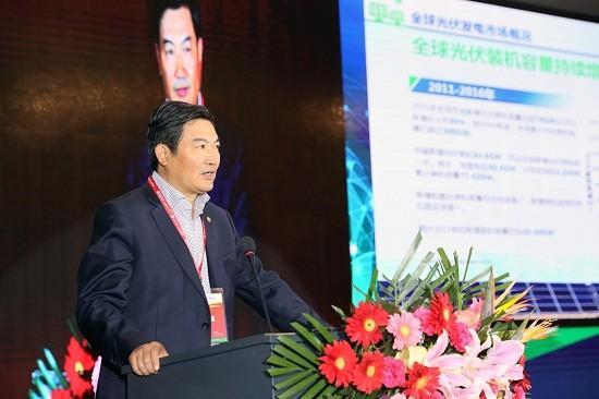 协鑫新能源孙兴平:创新驱动 加快光伏发电平价上网