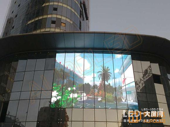 智慧城市福荫下 LED显示屏市场即将迎来爆发时代