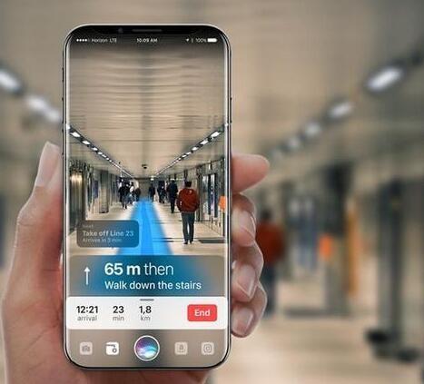 iPhone 8的3D Touch传感器成本上涨