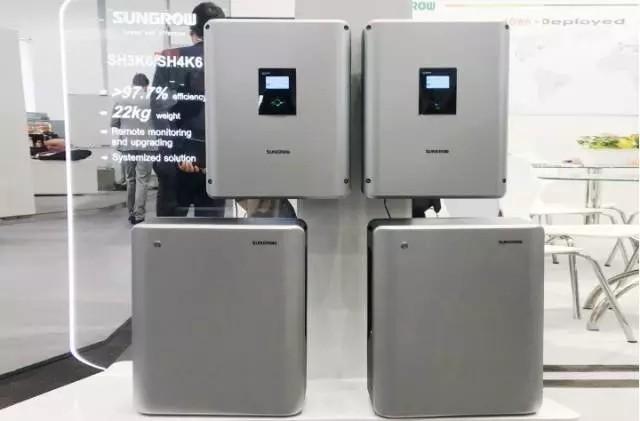 阳光电源闪耀2017德国杜塞尔多夫电池储能展览会