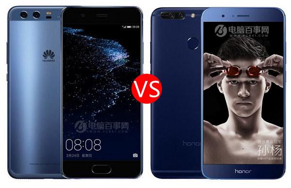 荣耀V9和华为P10对比评测:谁是华为新一代旗舰王?