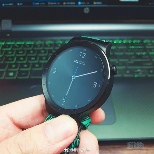 曝光:魅族新一代智能手表Mix 颜值爆表