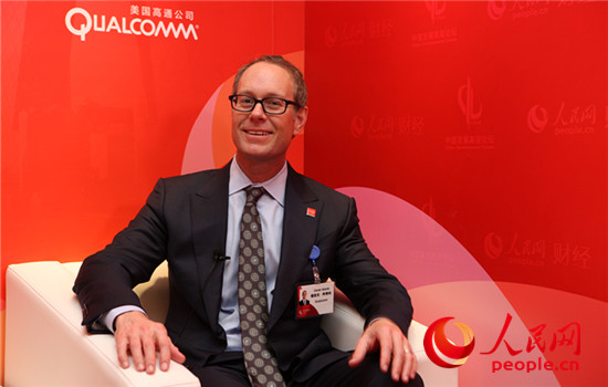 高通全球总裁德里克·阿博利:5G对于中国是一个巨大的机遇