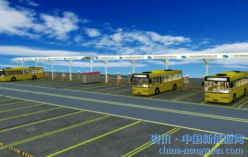 广州南沙区首个电动汽车充电站下月投入运营