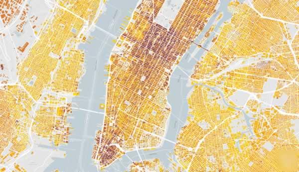 谷歌太阳能屋顶地图更新 覆盖范围更大