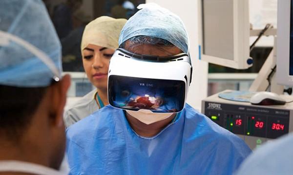 从护理到康复,VR技术五个维度塑造新医疗