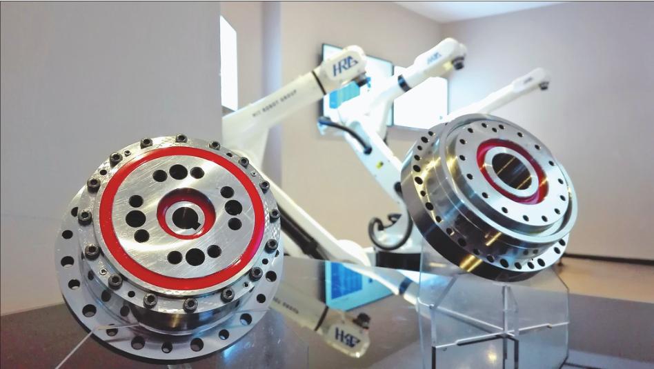 哈工大机器人集团研发出国内首款自主知识产权精密减速器