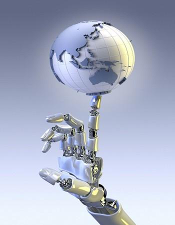 """上海交大教授 :人类对机器人要""""可控可终止"""""""