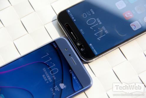 荣耀V9对比vivo X9 Plus手机评测:内外兼修颇具优势