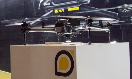 极飞发布首款智能测绘无人机 离植保界的Uber更近了一步
