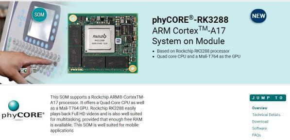 瑞芯微RK3399开源受热捧 中高端RK3288生态构建成熟