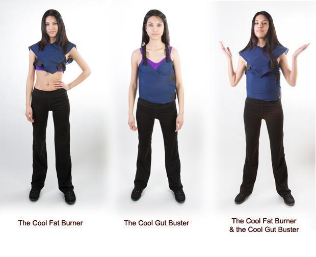 这几款可穿戴减肥产品真是创意满满