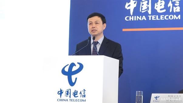 """中国电信今年资本开支890亿元:与联通合作""""没有任何限制"""""""