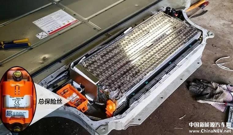 解说特斯拉电动汽车的电池