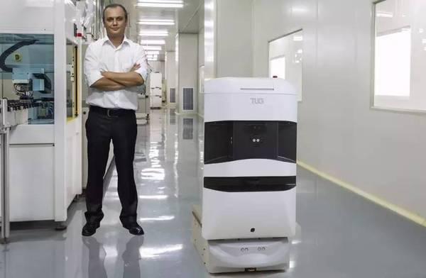 RBR:2017年全球最有影响力的50家机器人公司