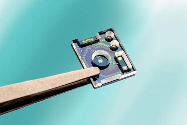 世界首款同时测定pH和氯离子的微型传感器诞生
