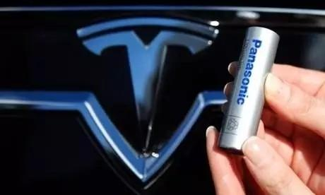 特斯拉电池电芯与松下的有什么区别?