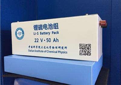 超薄膜让锂硫电池实现千次以上稳定循环