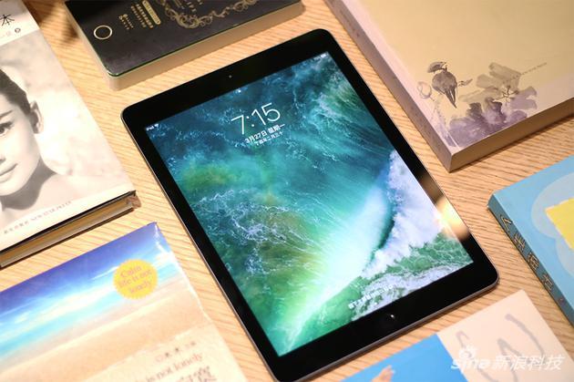 苹果新iPad评测:这或许是你能接触到最接地气的iPad