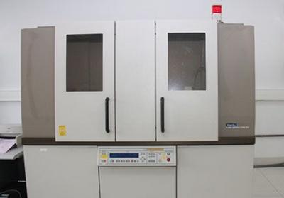 我国自主研发波谱-能谱复合型X射线荧光光谱仪