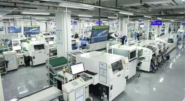 工业互联网优秀案例:和利时智能制造数字化车间