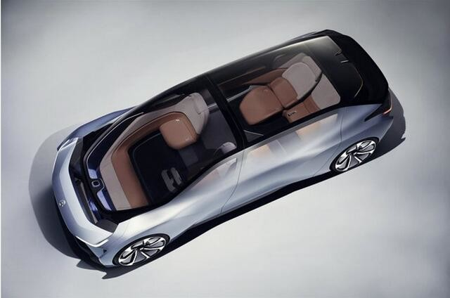 比起昂贵的电动跑车 人工智能概念车更实际