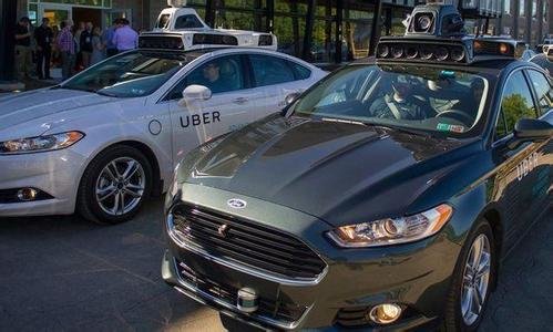 Uber无人车发生侧翻事故,所有测试已停止