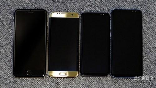 三星Galaxy S8评测:全新交互体验够赞 是你需要的安全手机吗?
