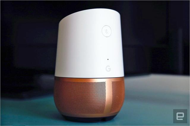 谷歌Home拿下多个家居品牌 加速智能家居整合