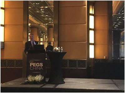 2017PEGS China:沃特世携质谱检测器隆重亮相