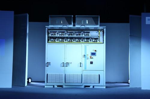 西门子发布体积最小的Sinamics完美无谐波GH180高压变频器