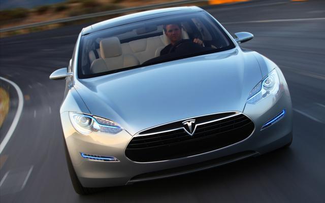 董明珠造的新能源汽车6分钟充满电 甩特斯拉半条街高清图片