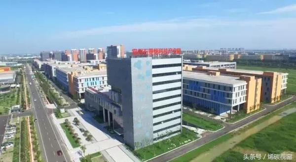 江苏石墨烯科技产业园项目