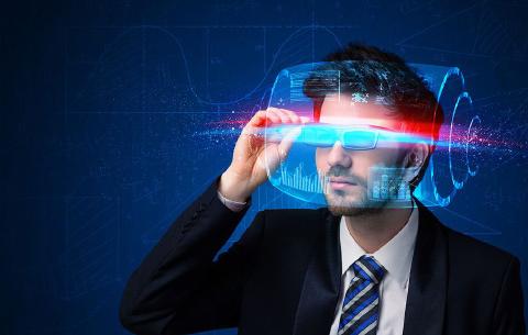 """安防人,VR+视频监控""""要来了你造吗?"""