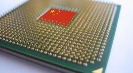 """透过全球芯片生态链版图看""""中国芯""""实力"""