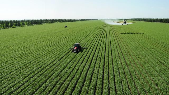 智慧农业对传统农业的改变
