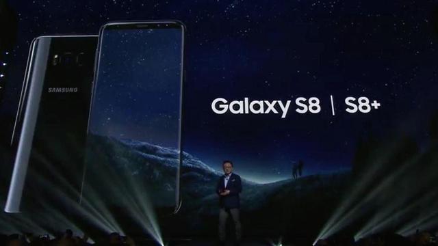 从三星S8看智能手机的交互改进